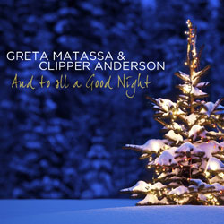 CD cover: And to All a Good Night